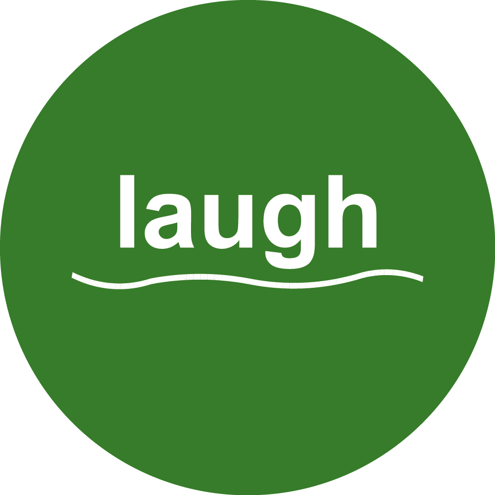 Upland Design - 1 Inch Laugh