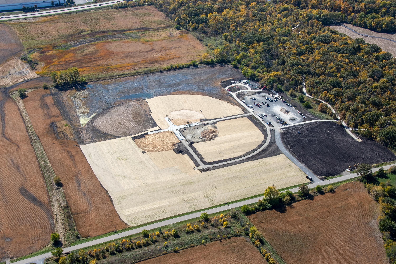Aux Sable Springs Park - Plans - Upland Design
