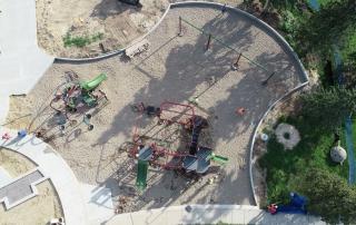 Frankenmuth Playground Construction 3
