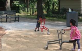 Mansfield Park - Sand Play