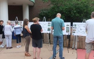 Upland Design Community Involvement