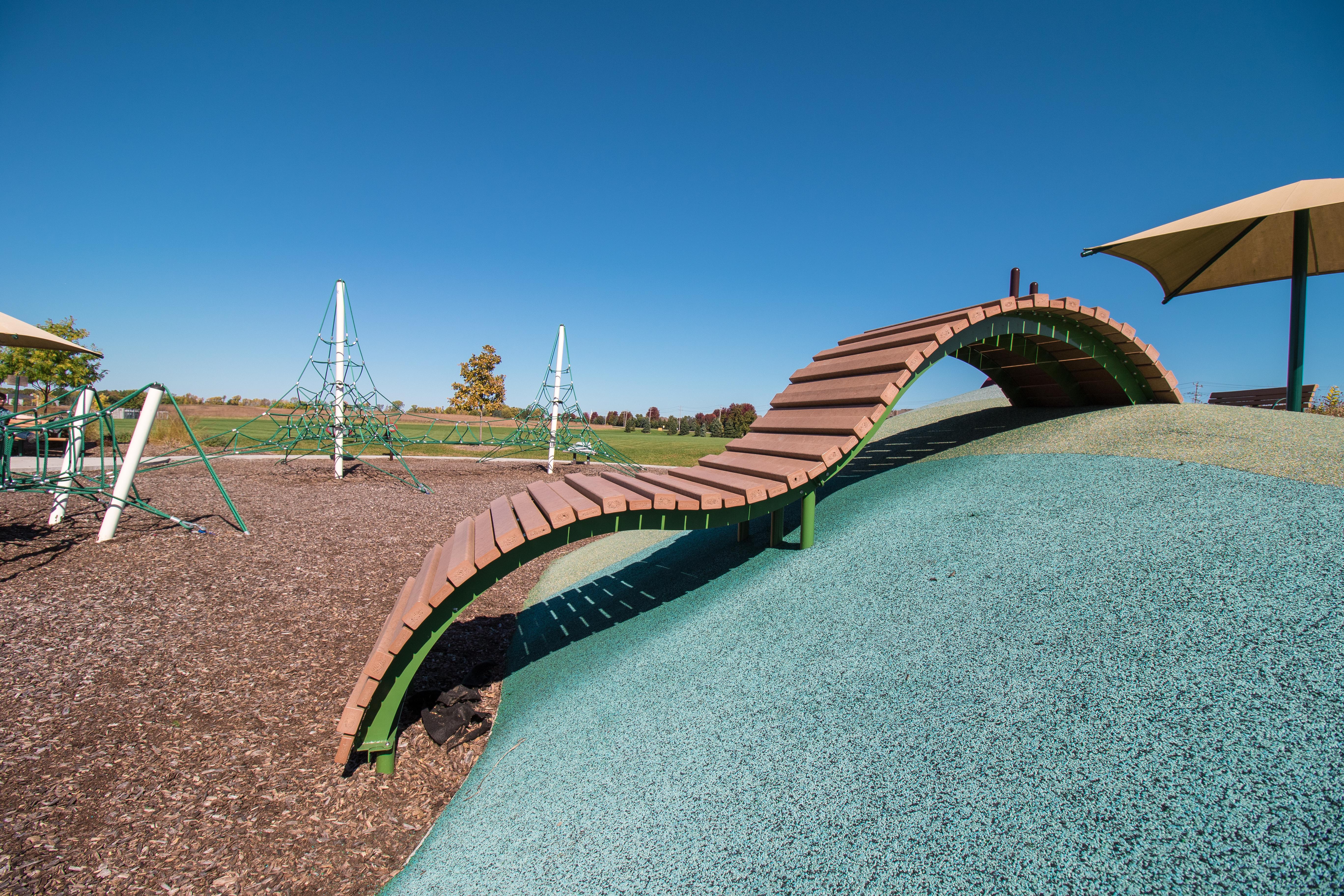 Peck Farm North - Playground