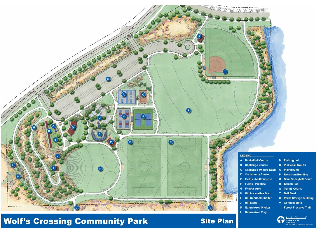 Wolf's Crossing Community Park