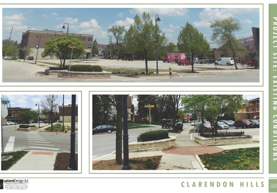 Clarendon Hills - Idea Board - Upland Design