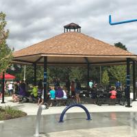 Wynwood Park Playground - Splash Pad