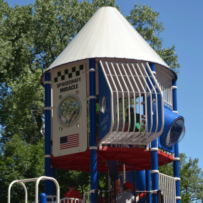 Wheeler Park - Spaceship