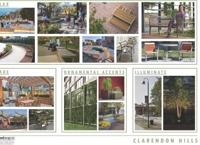 Clarendon Hills Multi Use Building Site Planning